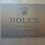 No, it's not Rolex running the business in the Rolex-Building at 5th Avenue. It's Wempe!