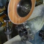 ... polishing with wood is one way...