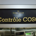... preparations for the Official Swiss Chronometer Control, in order to receive its COSC certification ...