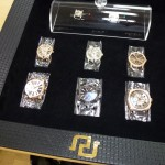 ... watches finished and packed, ready to be shipped ...