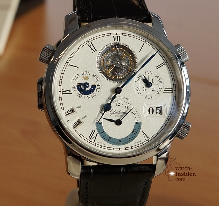 www.watch insider.com | reportages  | Exclusive inside view of the Glashütte Original Grande Cosmopolite Tourbillon | DSC00034