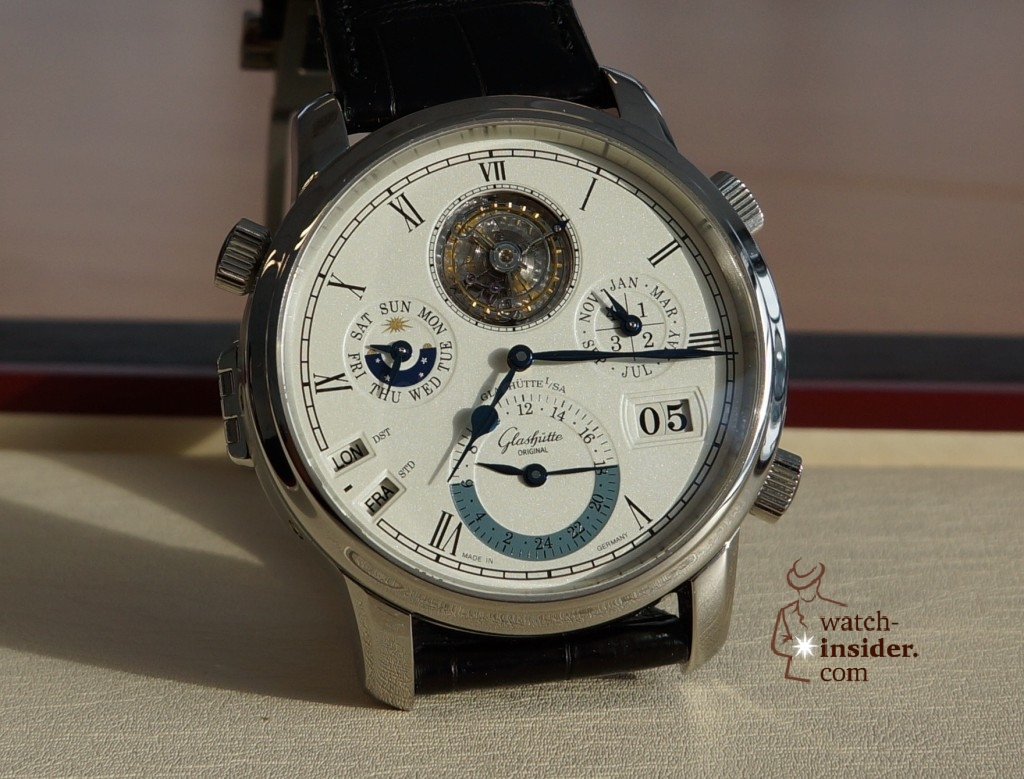 www.watch insider.com | reportages  | Exclusive inside view of the Glashütte Original Grande Cosmopolite Tourbillon | DSC00047 1024x779