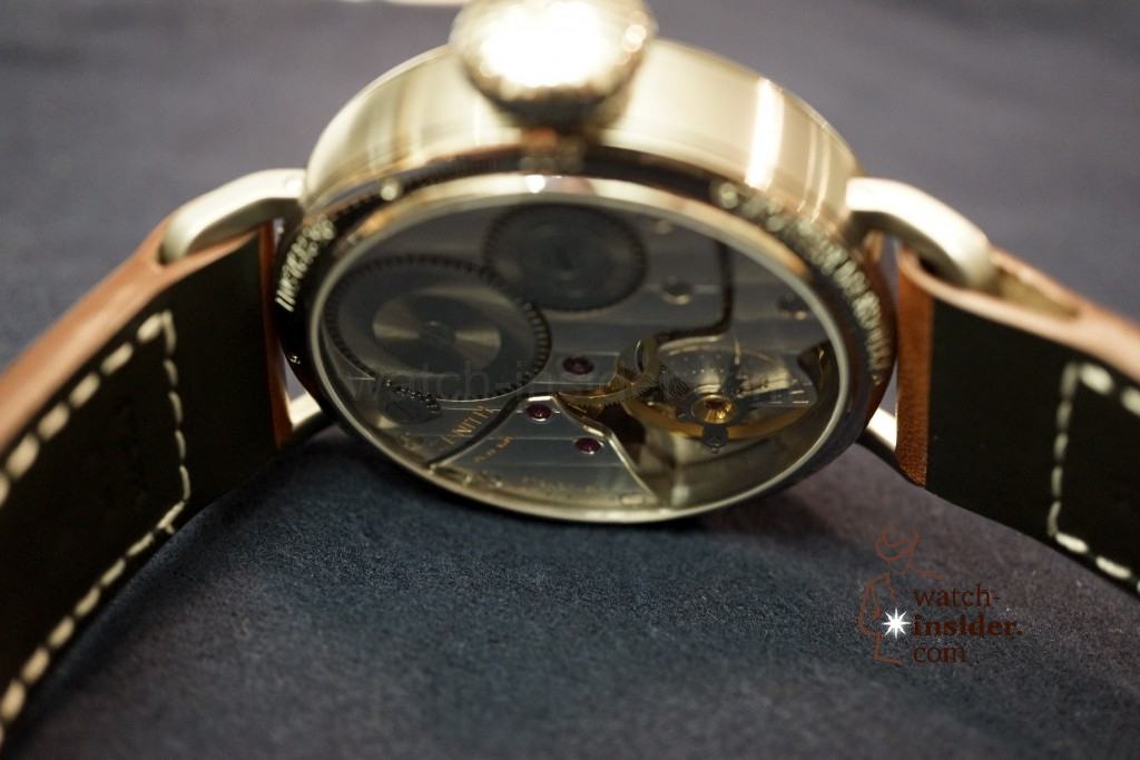 www.watch insider.com | videos reportages  | Hands on the Zenith Pilot Montre d'Aéronef Type 20 | DSC0599 1024x683