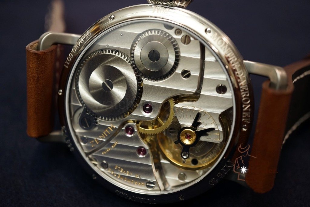 www.watch insider.com | videos reportages  | Hands on the Zenith Pilot Montre d'Aéronef Type 20 | DSC0600 1024x683