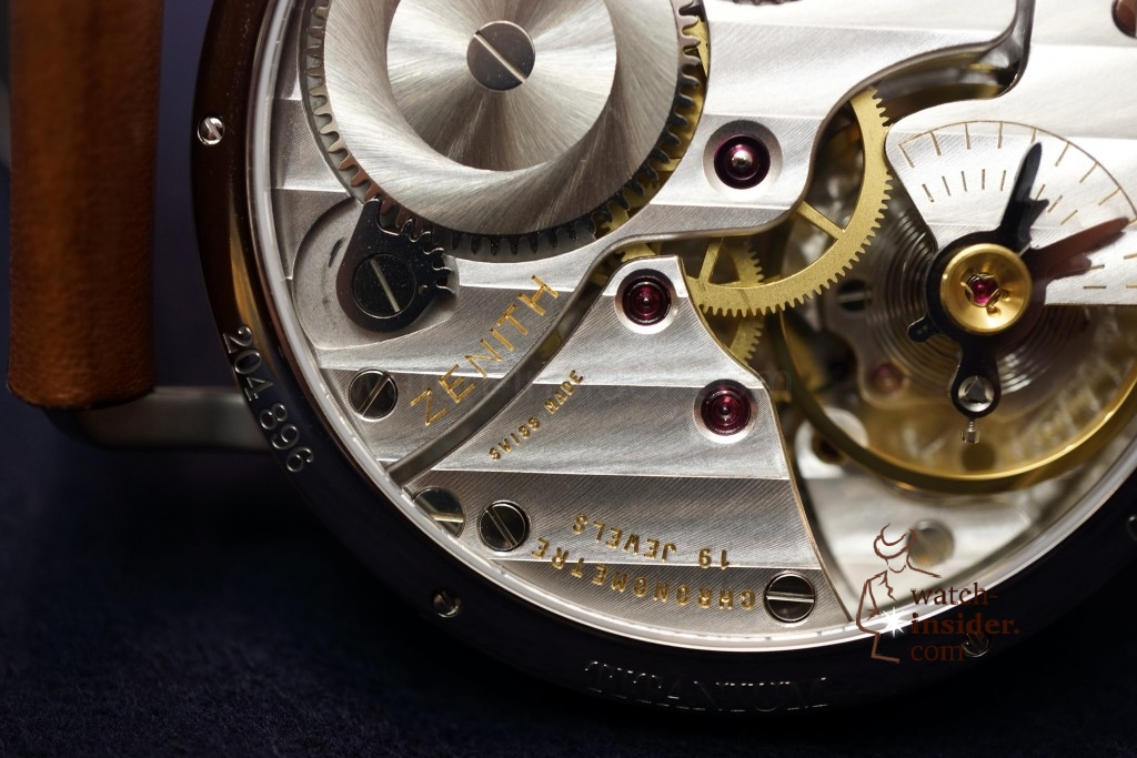 www.watch insider.com | videos reportages  | Hands on the Zenith Pilot Montre d'Aéronef Type 20 | DSC0604 1024x683