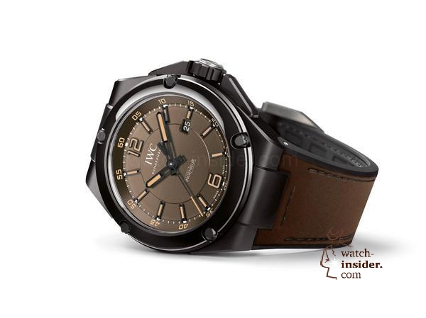 "www.watch insider.com | news  | A first look at the new IWC ""Ingenieur"" of the year 2013 
