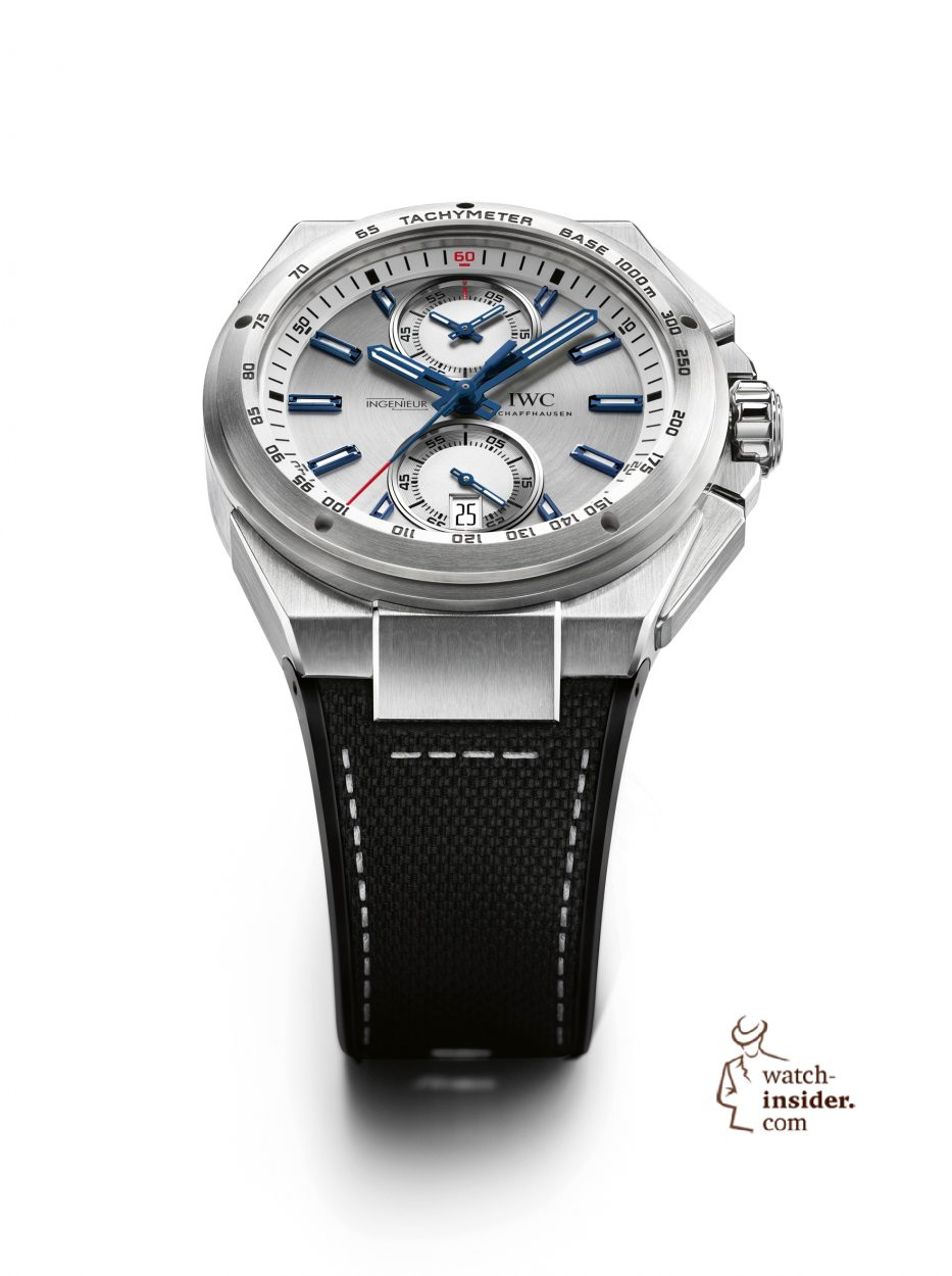 www.watch insider.com | news  | First Salon International de la Haute Horlogerie Geneva (SIHH) 2013 novelties compilation | IWC Ingenieur IW3785093