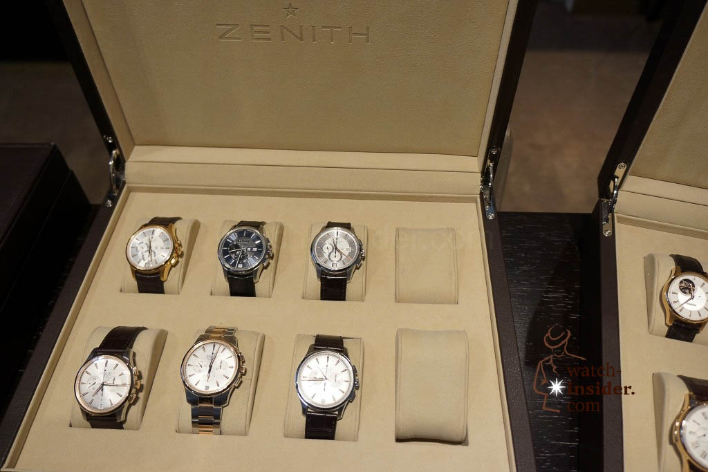 www.watch insider.com | reportages  | My insight view of Zenith ... Part 11 of 11 … Follow me on a tour through the Manufacture in Le Locle | 20 Zenith Ebauche 11 1024x683