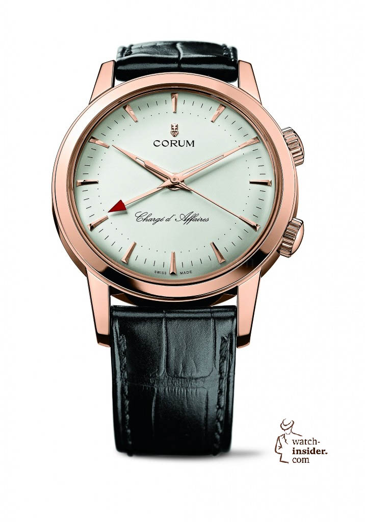 www.watch insider.com | news  | Corum Chargé d'Affaires the return of a wirst watch legend | 286.253.55 0001 BA57 high 716x1024
