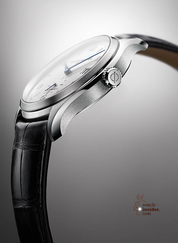 www.watch insider.com | news  | Baume & Mercier presented Clifton at the SIHH 2013 in Geneva | BAUME ET MERCIER CLIFTON 10052 FOCUS 1