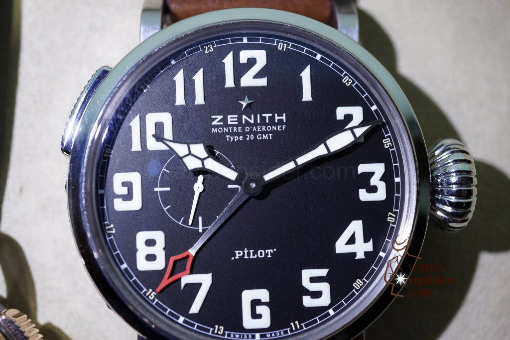 www.watch insider.com | reportages news  | These are the first Zenith Novelties 2013 shown to me by the Zenith CEO | DSC1063 1024x683