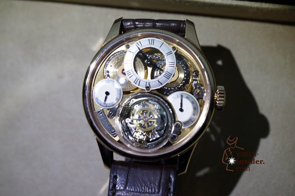 www.watch insider.com | reportages news  | These are the first Zenith Novelties 2013 shown to me by the Zenith CEO | DSC1080 1024x683