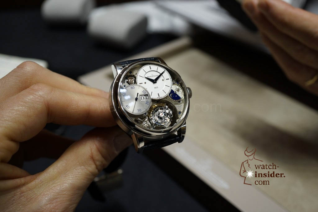 www.watch insider.com | reportages news  | Jaeger LeCoultre SIHH Novelties 2013 presented by CEO Jerome Lambert | DSC1132 1024x683