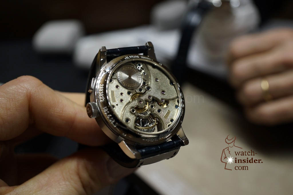 www.watch insider.com | reportages news  | Jaeger LeCoultre SIHH Novelties 2013 presented by CEO Jerome Lambert | DSC1134 1024x683
