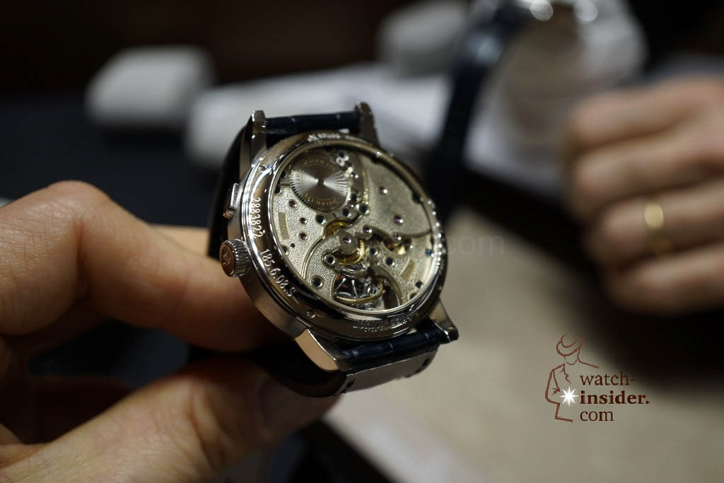 www.watch insider.com | reportages news  | Jaeger LeCoultre SIHH Novelties 2013 presented by CEO Jerome Lambert | DSC1135 1024x683