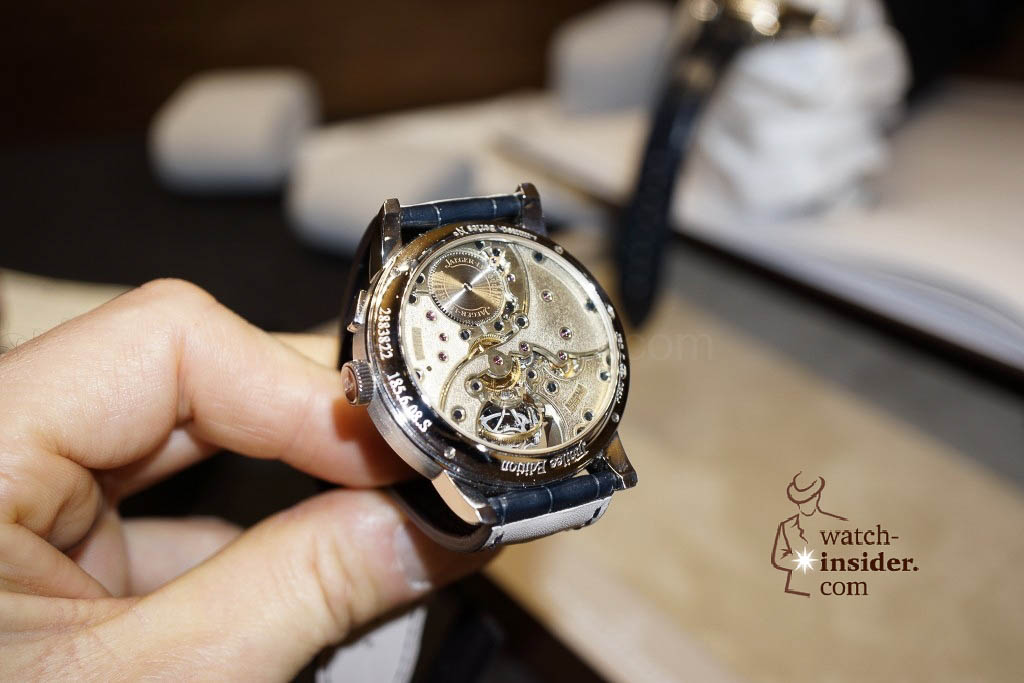 www.watch insider.com | reportages news  | Jaeger LeCoultre SIHH Novelties 2013 presented by CEO Jerome Lambert | DSC1136 1024x683