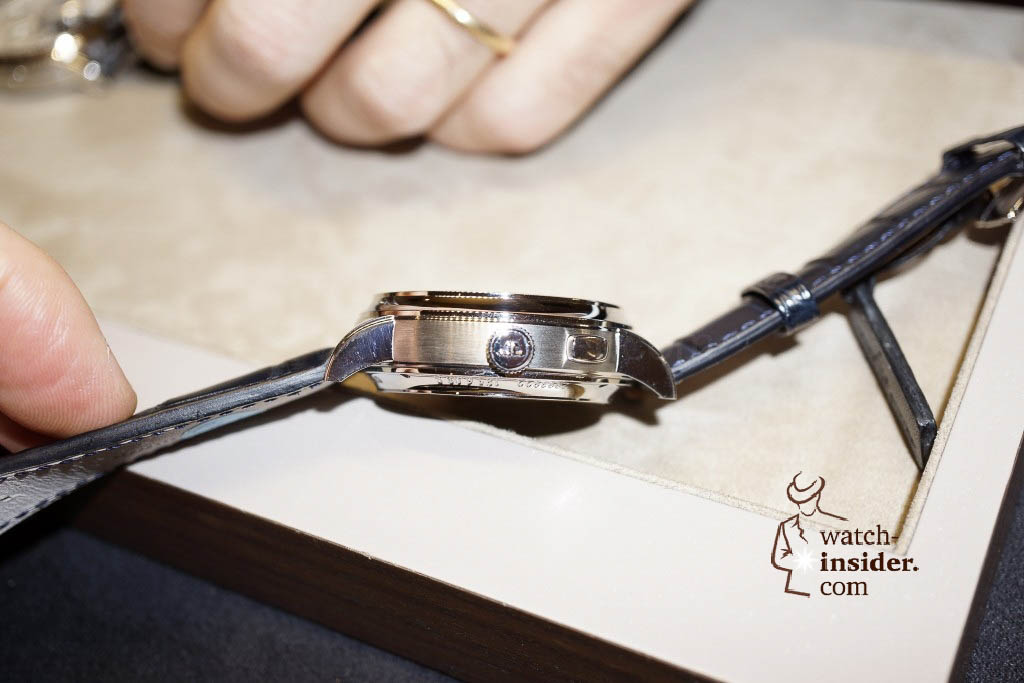 www.watch insider.com | reportages news  | Jaeger LeCoultre SIHH Novelties 2013 presented by CEO Jerome Lambert | DSC1138 1024x683