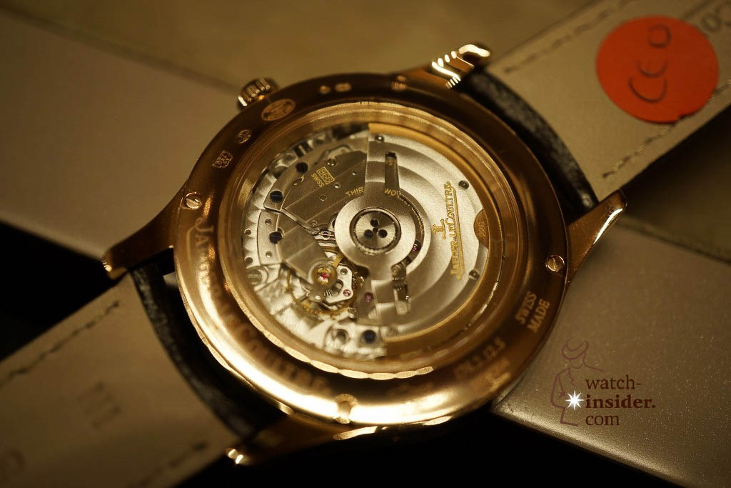 www.watch insider.com | reportages news  | Jaeger LeCoultre SIHH Novelties 2013 presented by CEO Jerome Lambert | DSC1167 1024x683