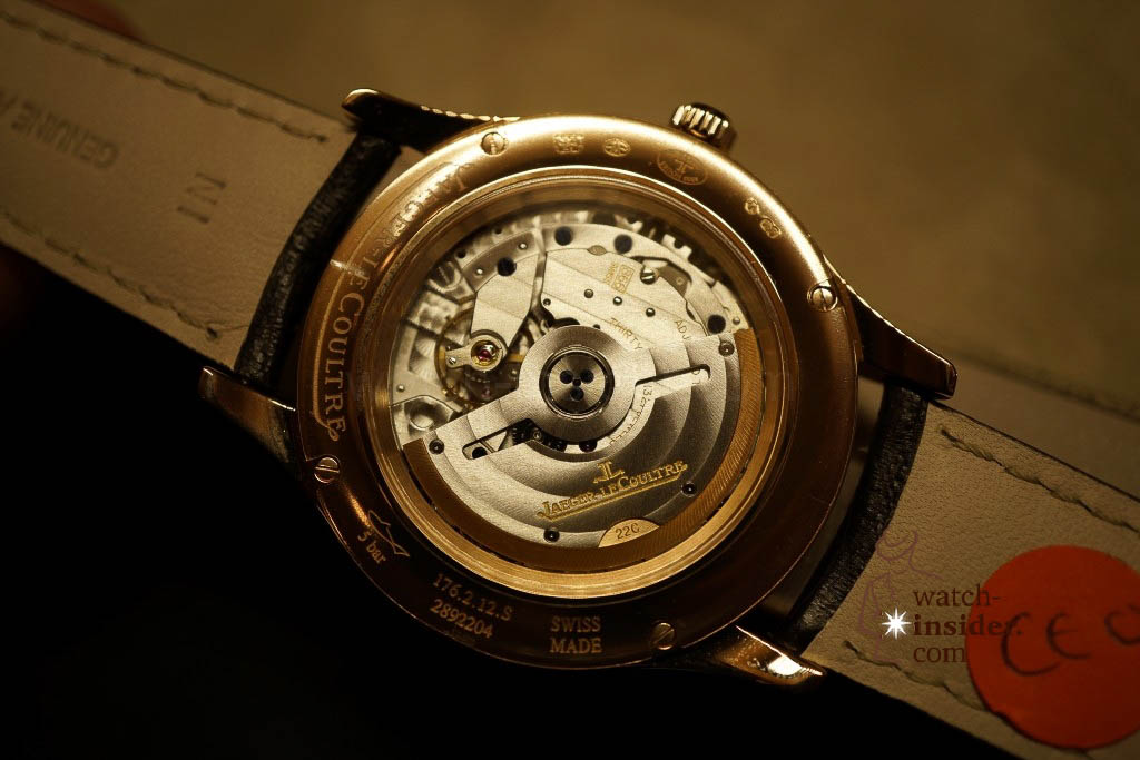 www.watch insider.com | reportages news  | Jaeger LeCoultre SIHH Novelties 2013 presented by CEO Jerome Lambert | DSC1168 1024x683