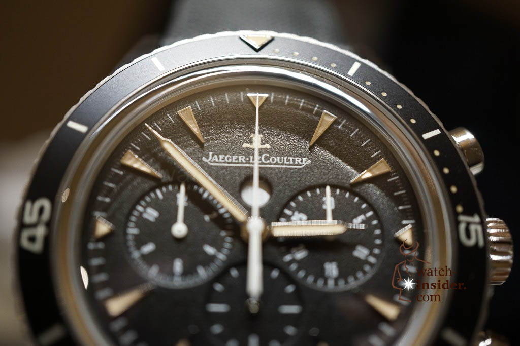 www.watch insider.com | reportages news  | Jaeger LeCoultre SIHH Novelties 2013 presented by CEO Jerome Lambert | DSC1178 1024x683