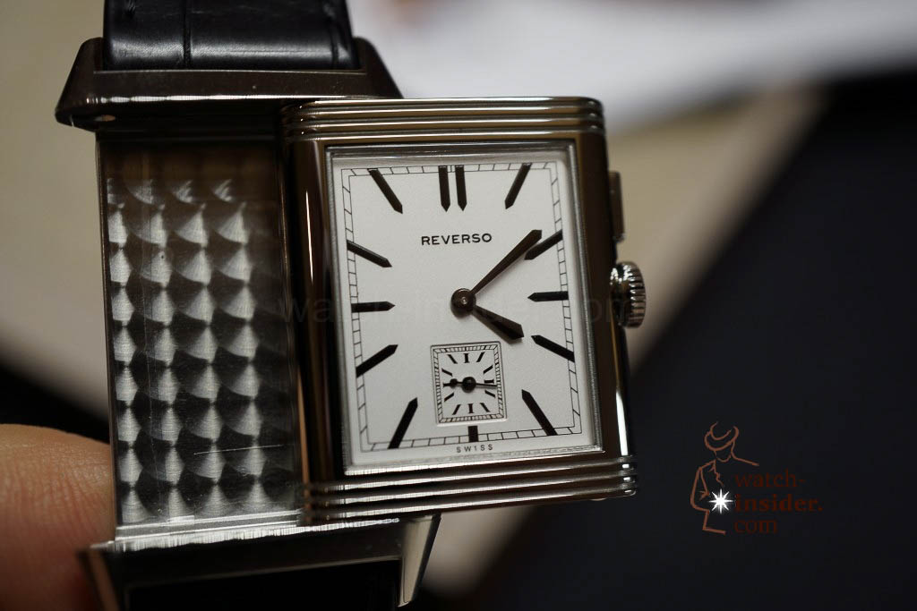 www.watch insider.com | reportages news  | Jaeger LeCoultre SIHH Novelties 2013 presented by CEO Jerome Lambert | DSC1184 1024x683