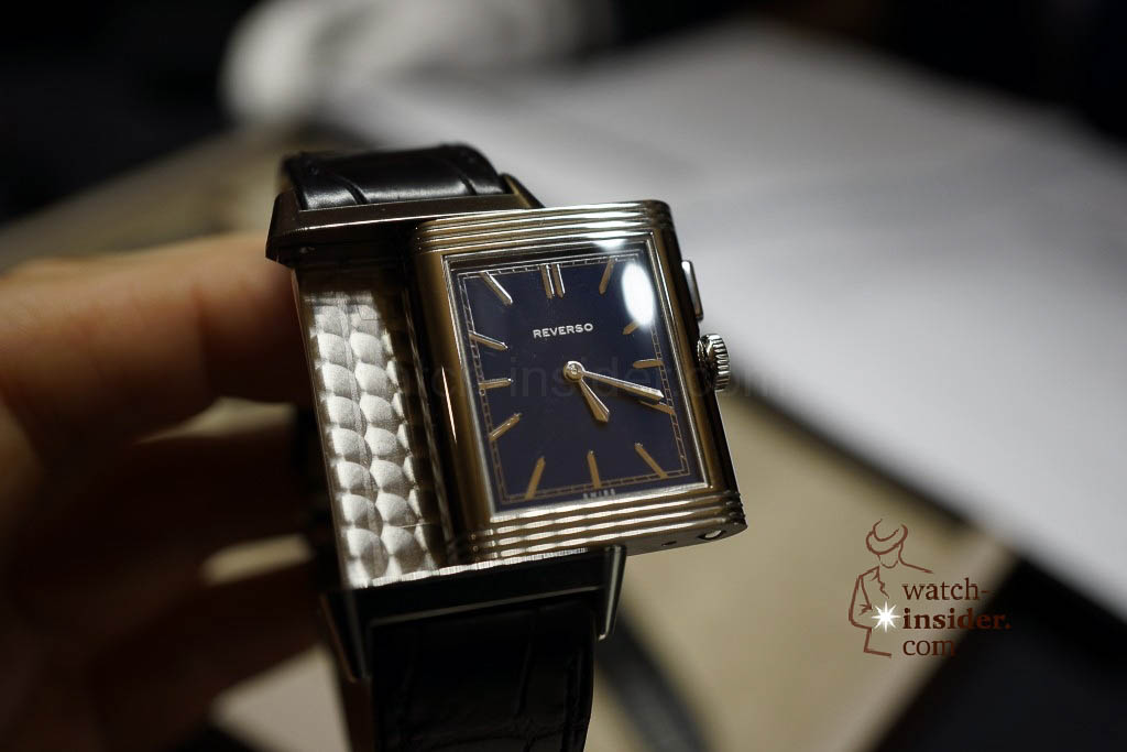 www.watch insider.com | reportages news  | Jaeger LeCoultre SIHH Novelties 2013 presented by CEO Jerome Lambert | DSC1190 1024x683