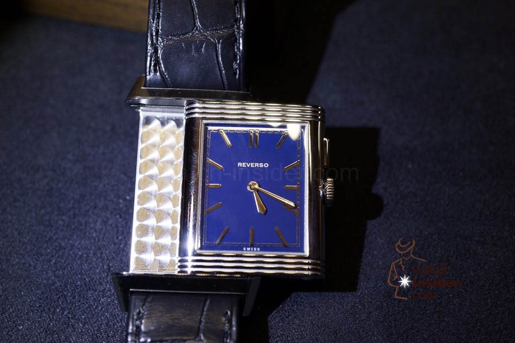 www.watch insider.com | reportages news  | Jaeger LeCoultre SIHH Novelties 2013 presented by CEO Jerome Lambert | DSC1191 1024x683