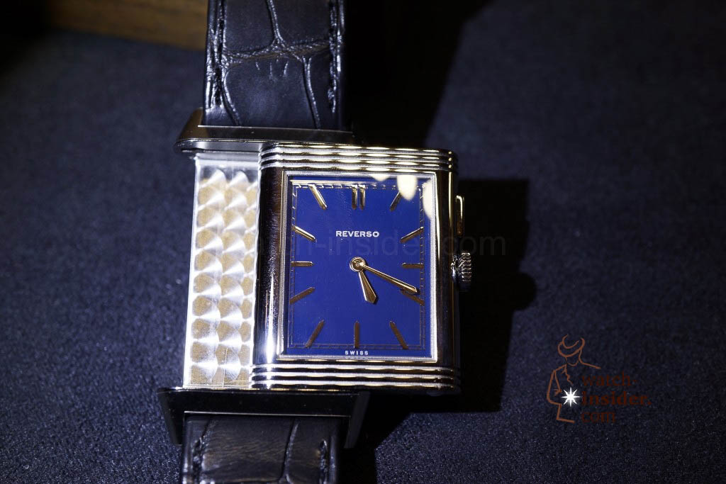 www.watch insider.com | reportages news  | Jaeger LeCoultre SIHH Novelties 2013 presented by CEO Jerome Lambert | DSC1192 1024x683