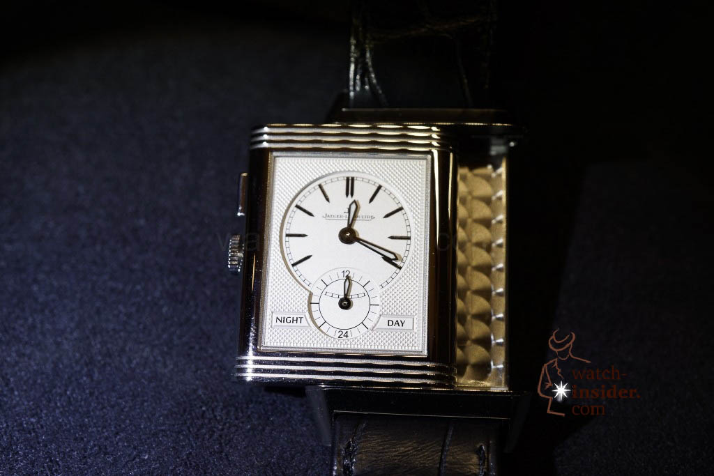 www.watch insider.com | reportages news  | Jaeger LeCoultre SIHH Novelties 2013 presented by CEO Jerome Lambert | DSC1193 1024x683