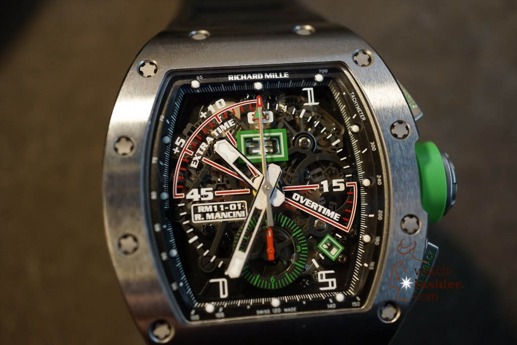 www.watch insider.com | news  | Richard Mille at SIHH 2013 showing me his novelties | DSC1204 1024x683