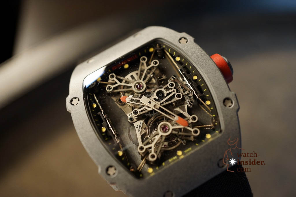 www.watch insider.com | news  | Richard Mille at SIHH 2013 showing me his novelties | DSC1230 1024x683