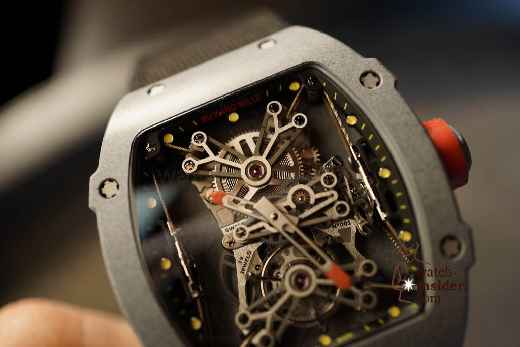 www.watch insider.com | news  | Richard Mille at SIHH 2013 showing me his novelties | DSC1231 1024x683