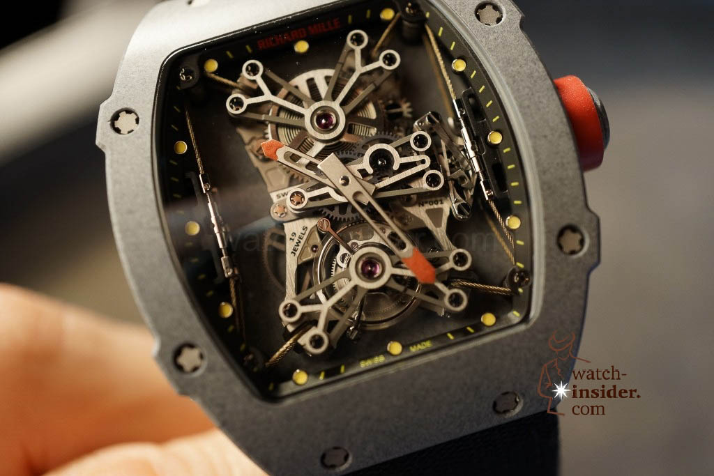 www.watch insider.com | news  | Richard Mille at SIHH 2013 showing me his novelties | DSC1232 1024x683