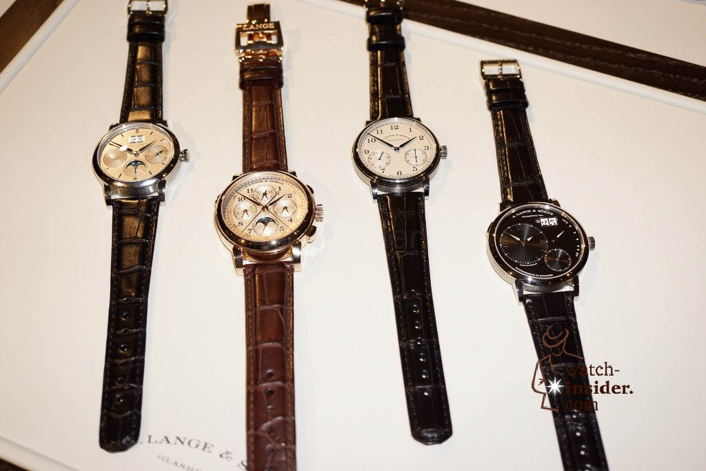 www.watch insider.com | reportages news  | Wilhelm Schmid, CEO of A. Lange & Shne presented me his novelties at SIHH 2013 | DSC1246 1024x683