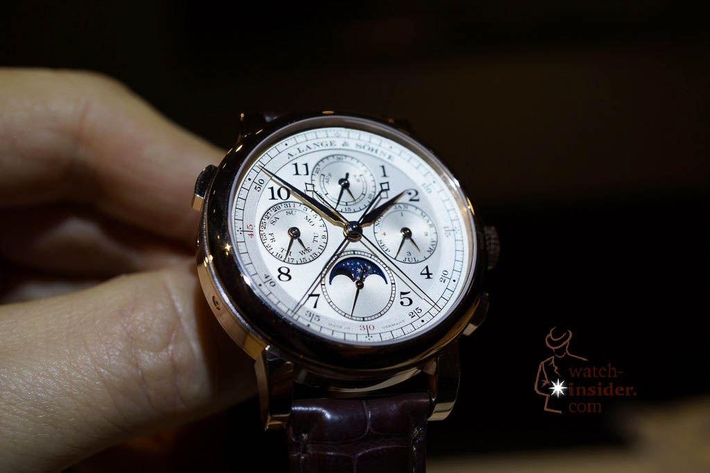 www.watch insider.com | reportages news  | Wilhelm Schmid, CEO of A. Lange & Shne presented me his novelties at SIHH 2013 | DSC1251 1024x683