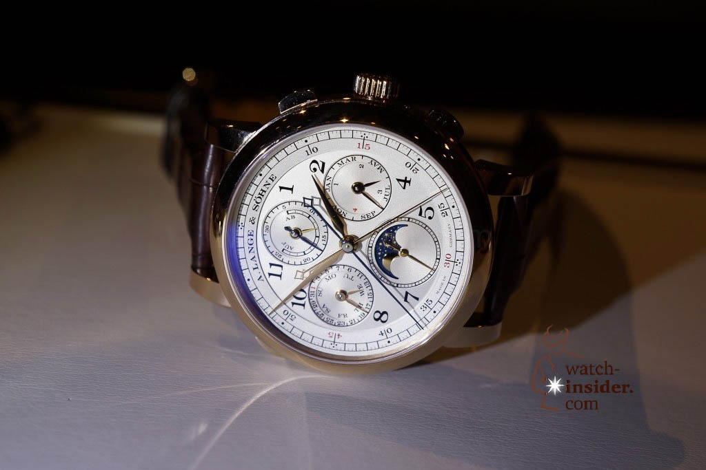 www.watch insider.com | reportages news  | Wilhelm Schmid, CEO of A. Lange & Shne presented me his novelties at SIHH 2013 | DSC1256 1024x683