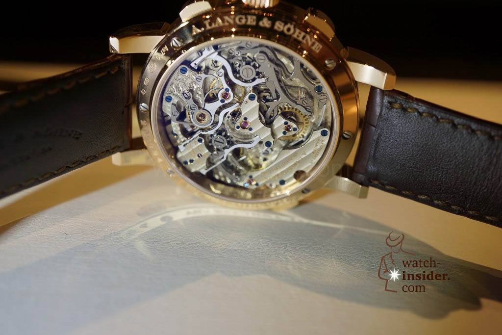 www.watch insider.com | reportages news  | Wilhelm Schmid, CEO of A. Lange & Shne presented me his novelties at SIHH 2013 | DSC1261 1024x683