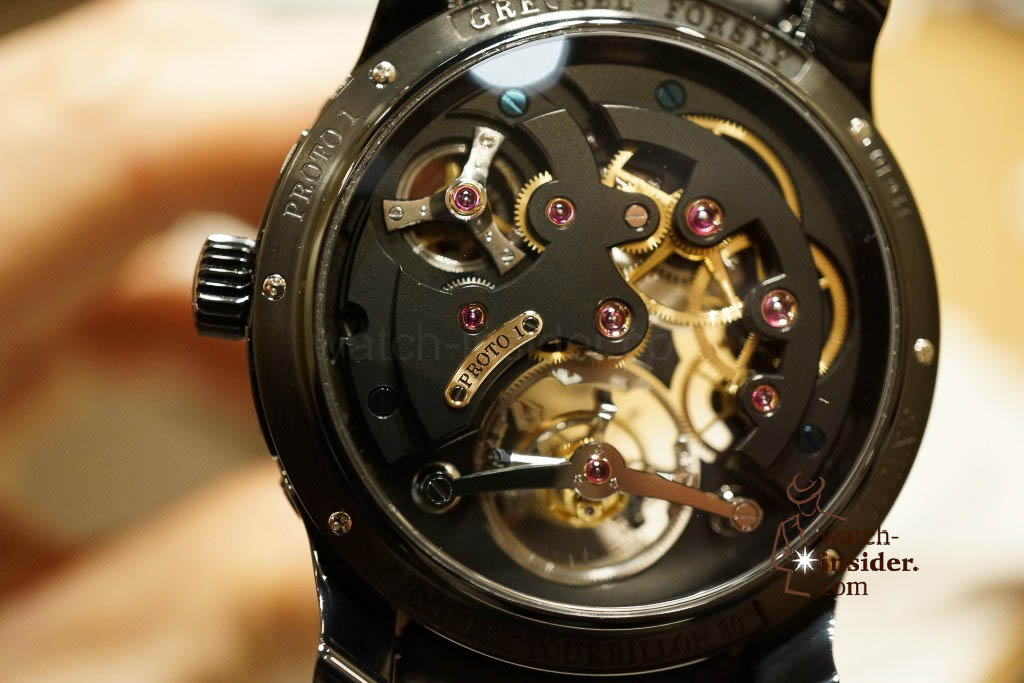 www.watch insider.com | reportages news  | I also met Robert Greubel & Stephen Forsey today at the SIHH 2013 | DSC1316 1024x683