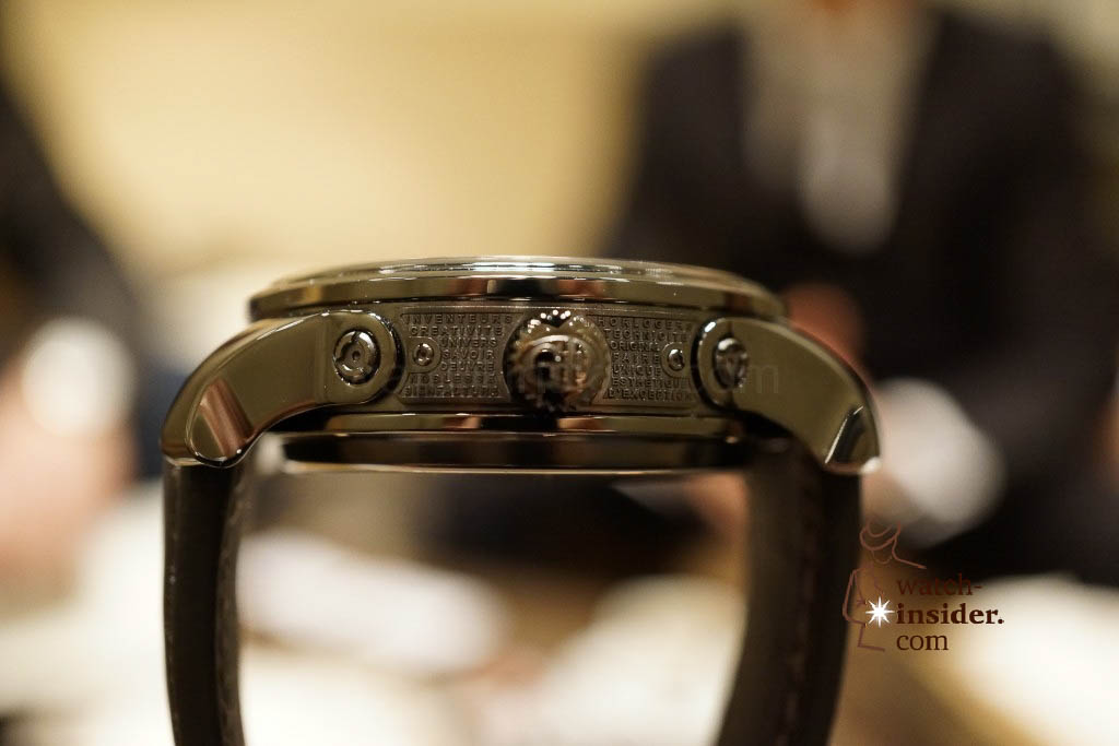 www.watch insider.com | reportages news  | I also met Robert Greubel & Stephen Forsey today at the SIHH 2013 | DSC1317 1024x683