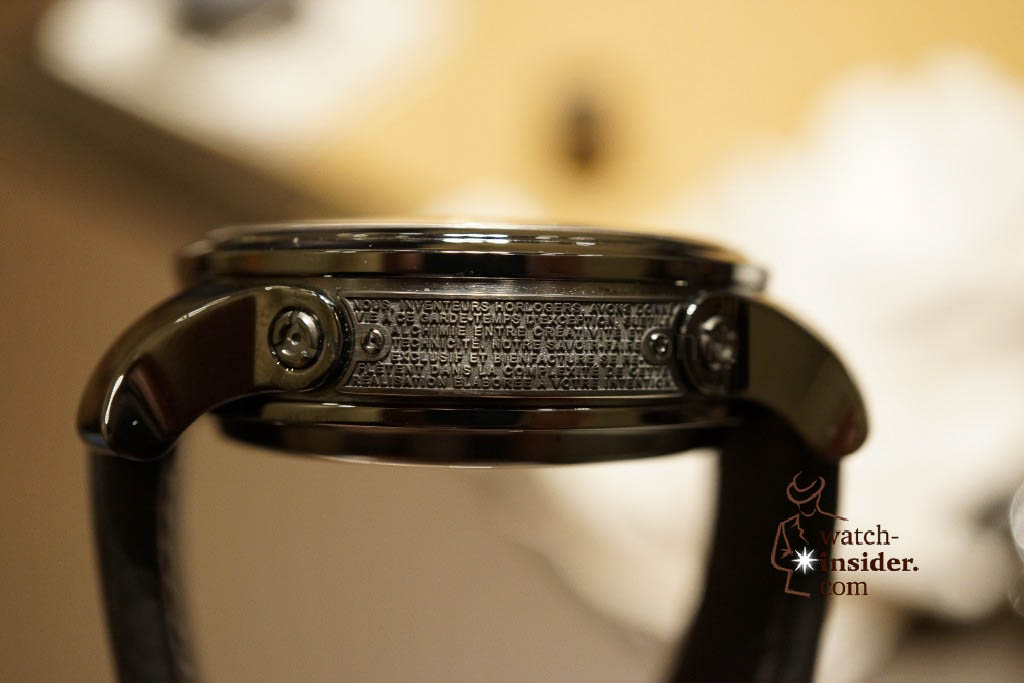 www.watch insider.com | reportages news  | I also met Robert Greubel & Stephen Forsey today at the SIHH 2013 | DSC1318 1024x683