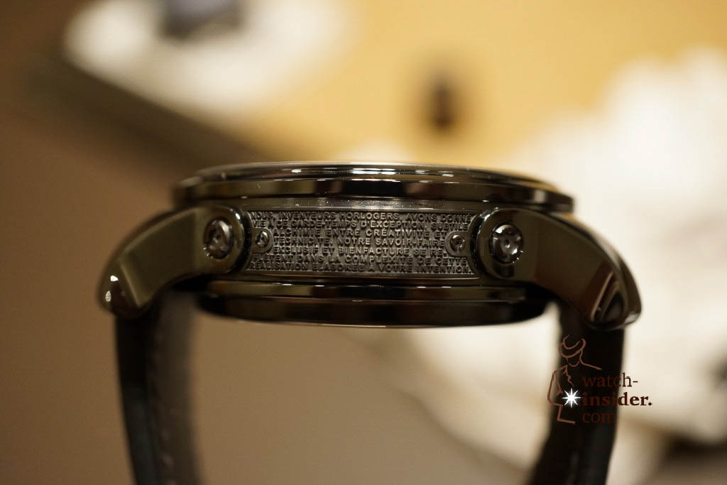 www.watch insider.com | reportages news  | I also met Robert Greubel & Stephen Forsey today at the SIHH 2013 | DSC1319 1024x683
