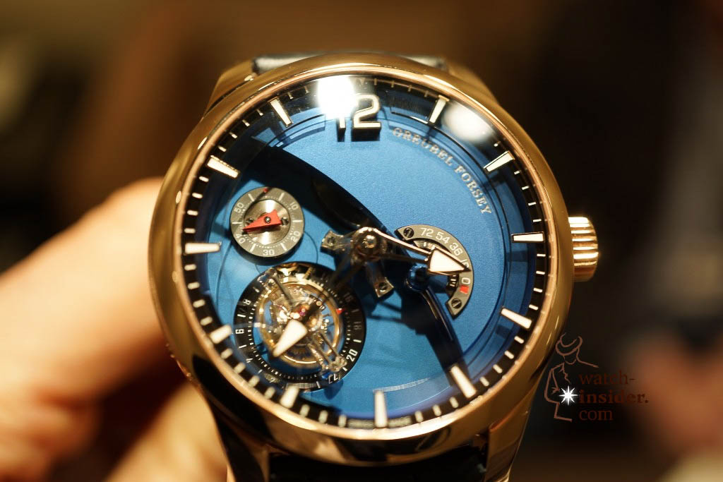 www.watch insider.com | reportages news  | I also met Robert Greubel & Stephen Forsey today at the SIHH 2013 | DSC1324 1024x683