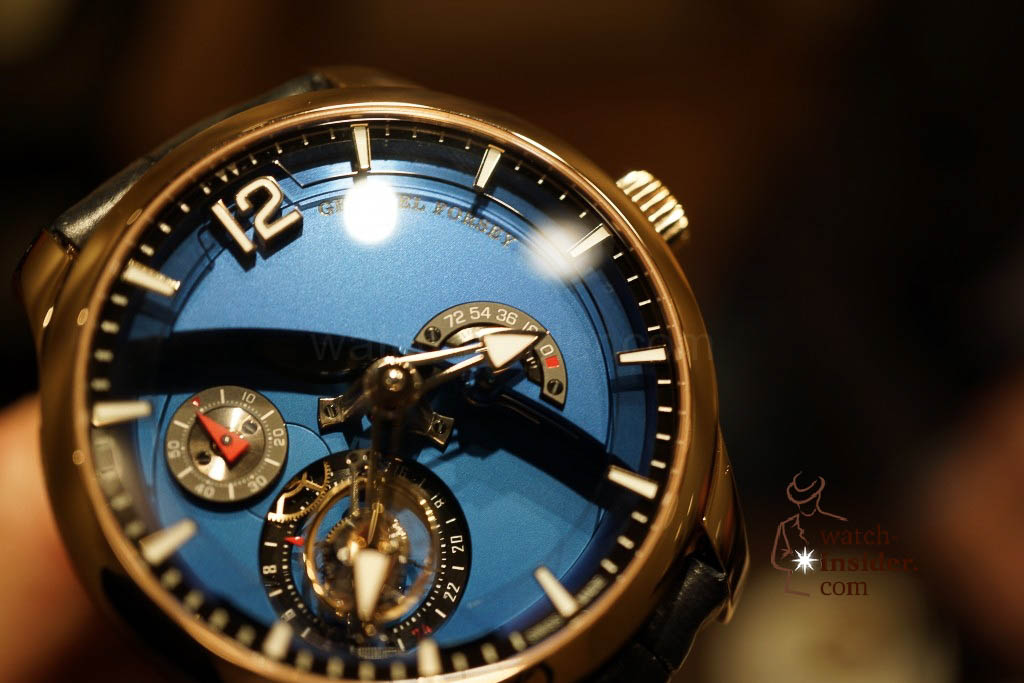www.watch insider.com | reportages news  | I also met Robert Greubel & Stephen Forsey today at the SIHH 2013 | DSC1325 1024x683