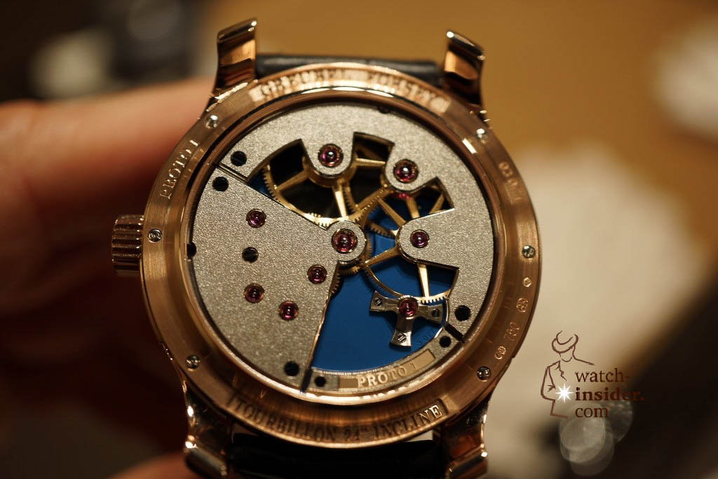 www.watch insider.com | reportages news  | I also met Robert Greubel & Stephen Forsey today at the SIHH 2013 | DSC1326 1024x683