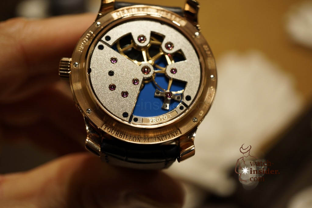 www.watch insider.com | reportages news  | I also met Robert Greubel & Stephen Forsey today at the SIHH 2013 | DSC1327 1024x683