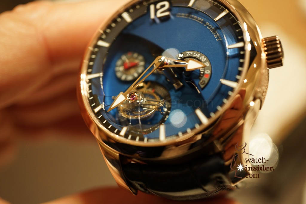 www.watch insider.com | reportages news  | I also met Robert Greubel & Stephen Forsey today at the SIHH 2013 | DSC1328 1024x683