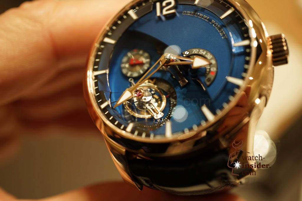 www.watch insider.com | reportages news  | I also met Robert Greubel & Stephen Forsey today at the SIHH 2013 | DSC1329 1024x683