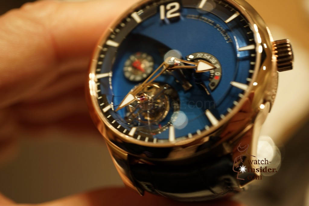 www.watch insider.com | reportages news  | I also met Robert Greubel & Stephen Forsey today at the SIHH 2013 | DSC1330 1024x683