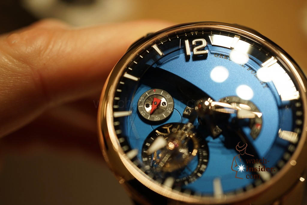 www.watch insider.com | reportages news  | I also met Robert Greubel & Stephen Forsey today at the SIHH 2013 | DSC1331 1024x683
