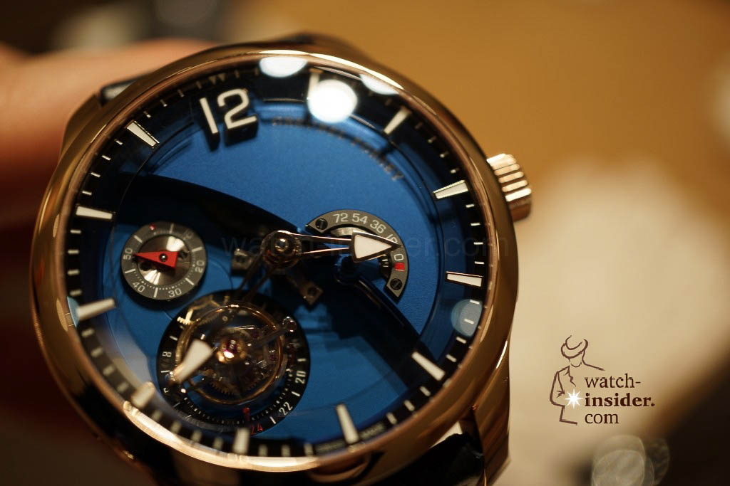 www.watch insider.com | reportages news  | I also met Robert Greubel & Stephen Forsey today at the SIHH 2013 | DSC1332 1024x683